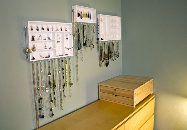 Homemade Jewelry Box